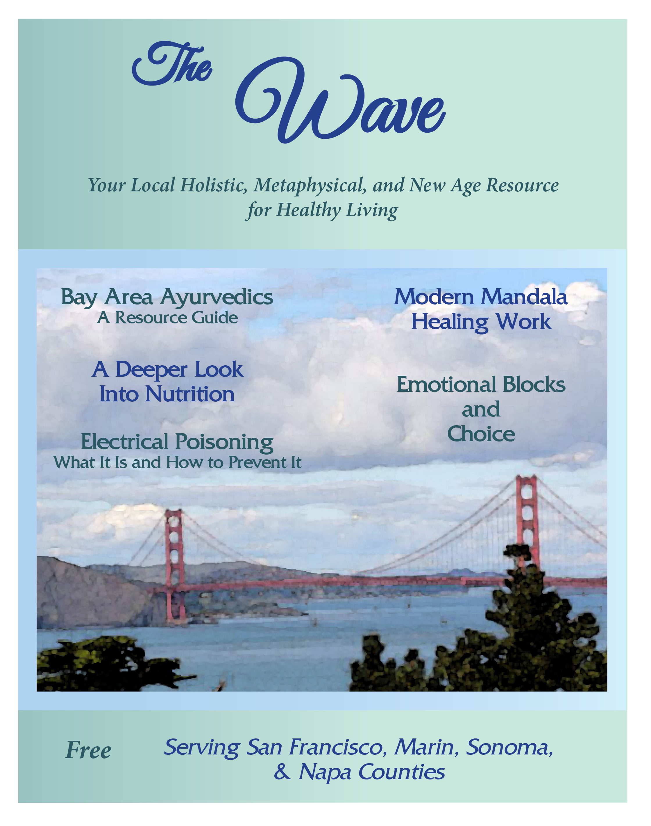 The Wave sample cover